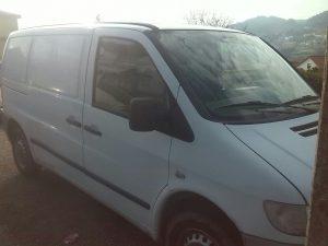 Alquiler furgonetas baratas en Pontevedra