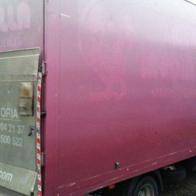alquiler furgoneta low cost