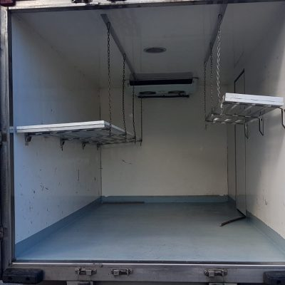 camion frigorifico pequeño alquiler