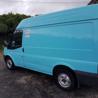 alquiler furgoneta barata Vigo
